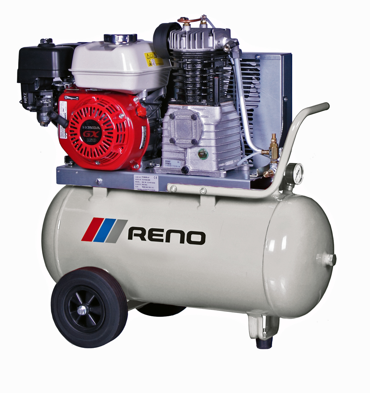 RENO 550/50 Honda 4 Stroke E Start (excl. accu) Image