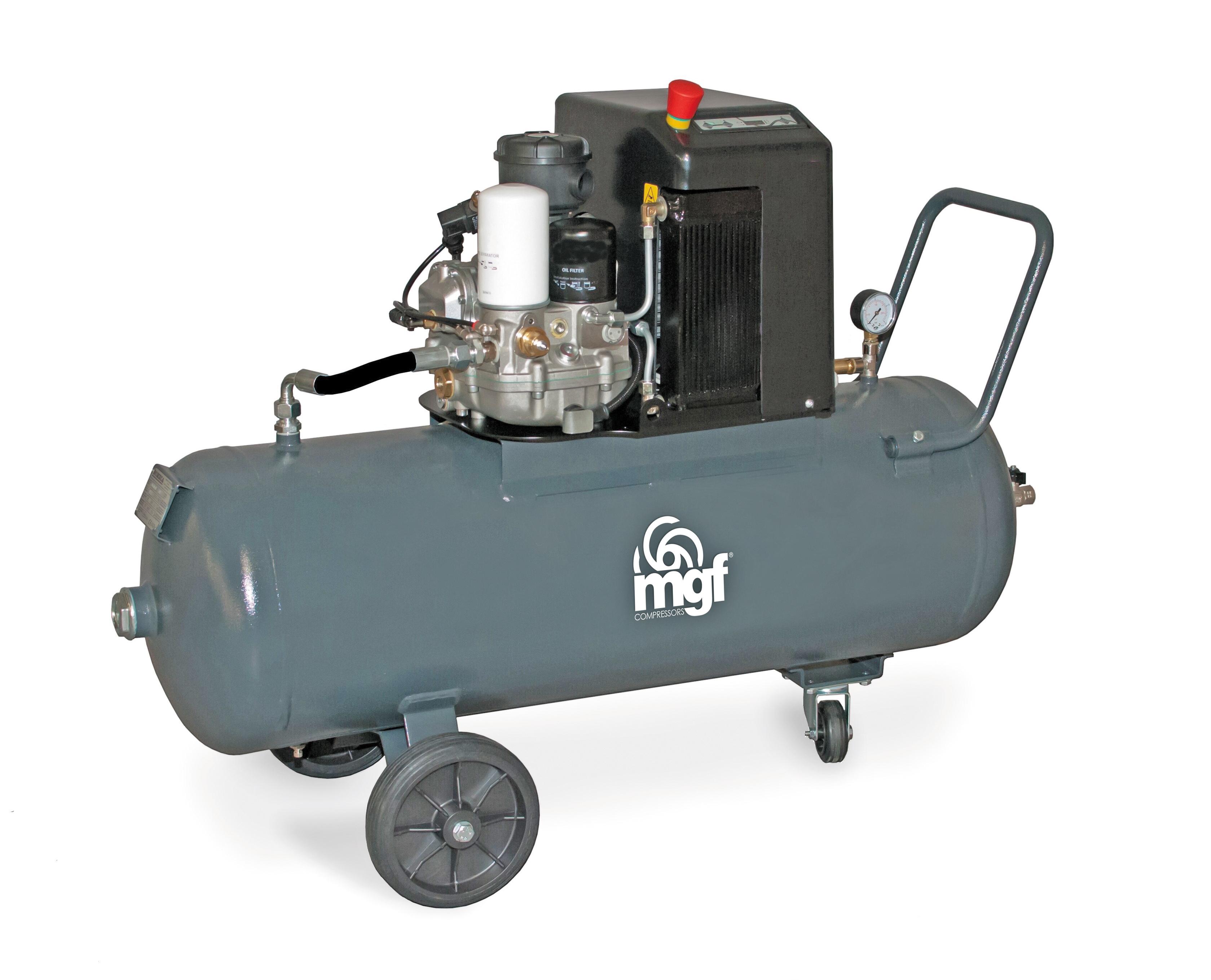 MGF K2/150 schroef compressor Image